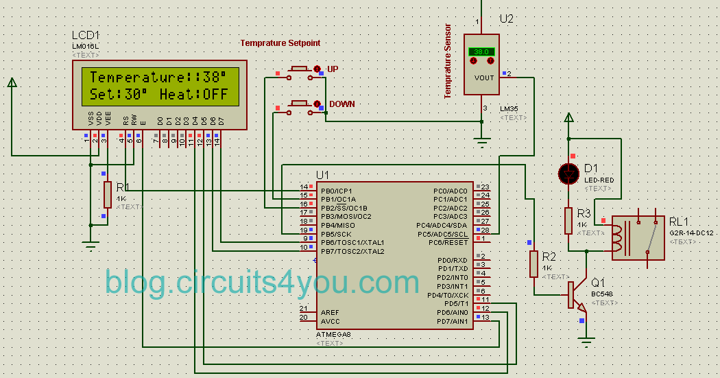 Microcontroller Tutorial 4 5 Creating A Microcontroller Circuit Board