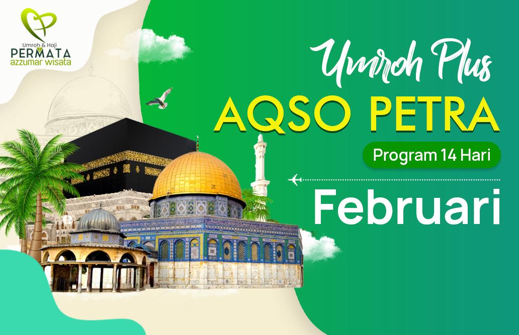 Promo Paket Umroh plus aqso Biaya Murah Jadwal Bulan Februari 2020