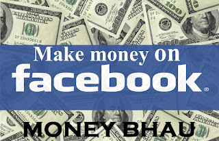 How to Make Money Online from Facebook