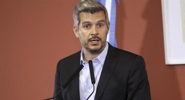 """Marcos Peña reitera que el acuerdo con el FMI traerá """"un crecimiento de la economía argentina"""""""