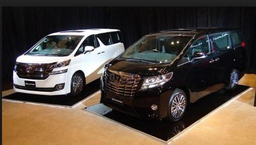 Fitur All New Alphard Camry 2.5 L A/t Hybrid Tampang Toyota Paling Baru Portal Berita Dan