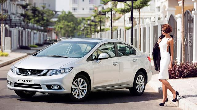 Civic là một trong những dòng xe tiết kiệm nhiên liệu nhất hiện nay trong phân khúc sedan hạng C