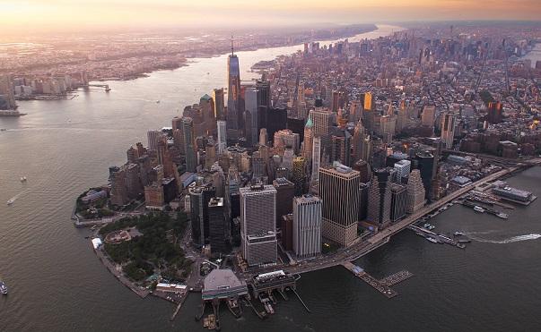 Fem saker som kanske överraskar dig, första gången i New York