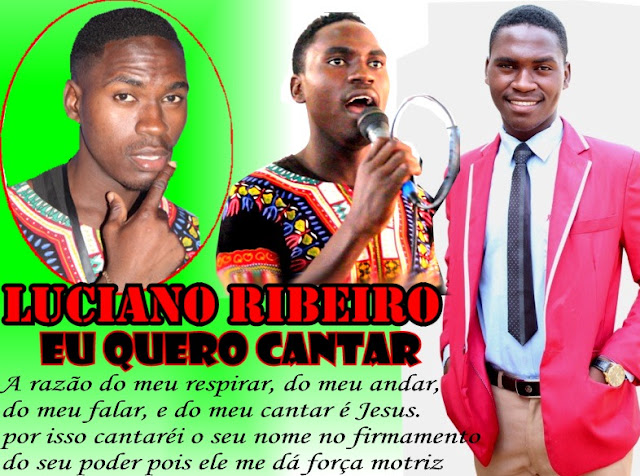 Luciano Ribeiro-Quero Cantar (www-amado-musik.com
