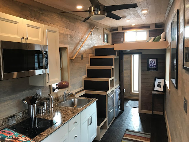 Tailgater Tiny House