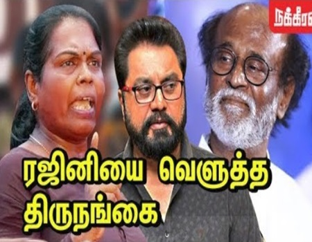 Sarathkumar Protest for Cauvery | Rajini