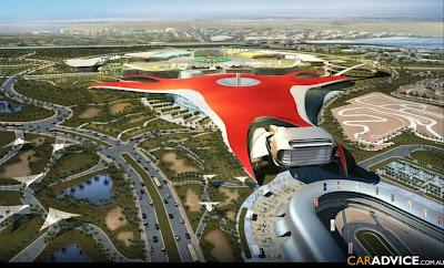 Parque temático de Abu Dhabi