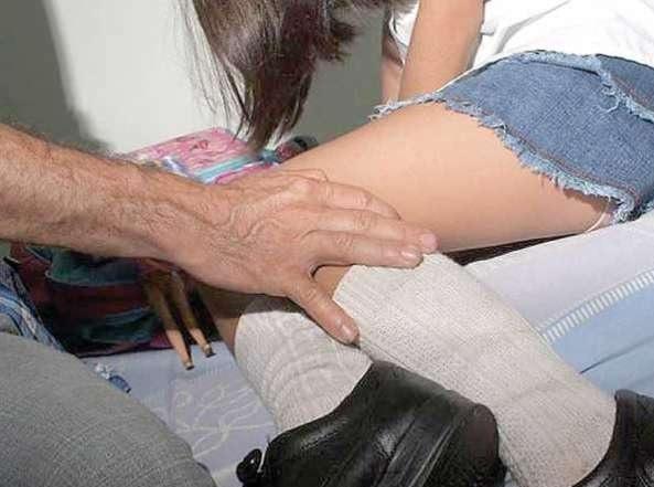 Padrastro abusa sexualmente de su hijastra