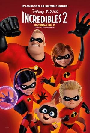 Download Film Incredibles 2 (2018)