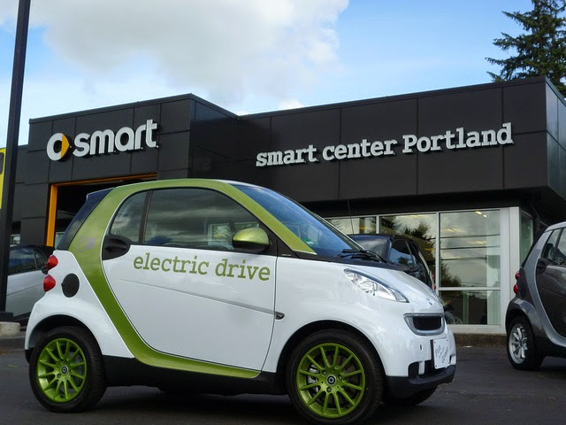 Drive An Ev For Less Than Your Monthly Gas Payment There Is Offer On Smart Ed Cars In Portland Oregon Electric Vehicle Ociation Oeva Members Can