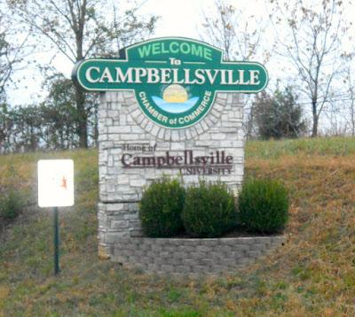 Campbellsville Kentucky