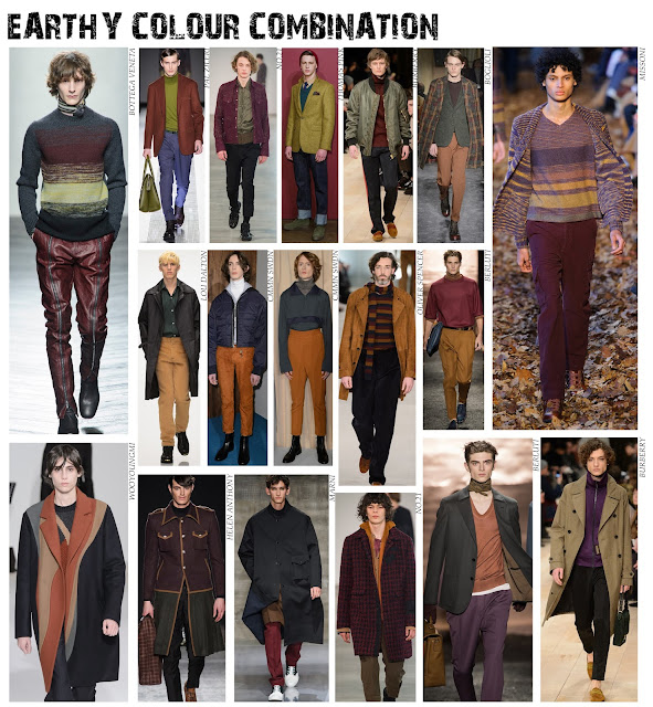 Autumn/Winter 2016, A/W16, AW2016, autumn fashion, menswear collections, menswearAW16, Menswear trends, autumn colour palette, autumnal,
