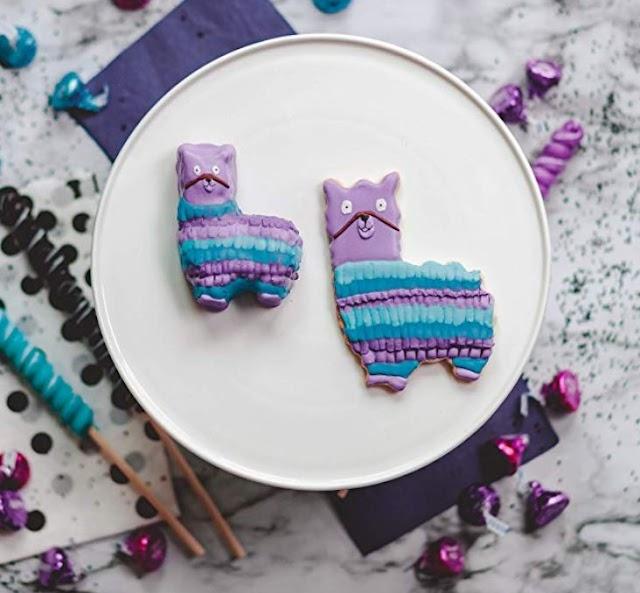 Выпечка в стиле Llama Love: игрушка Handstand Kitchen с рецептами для детей