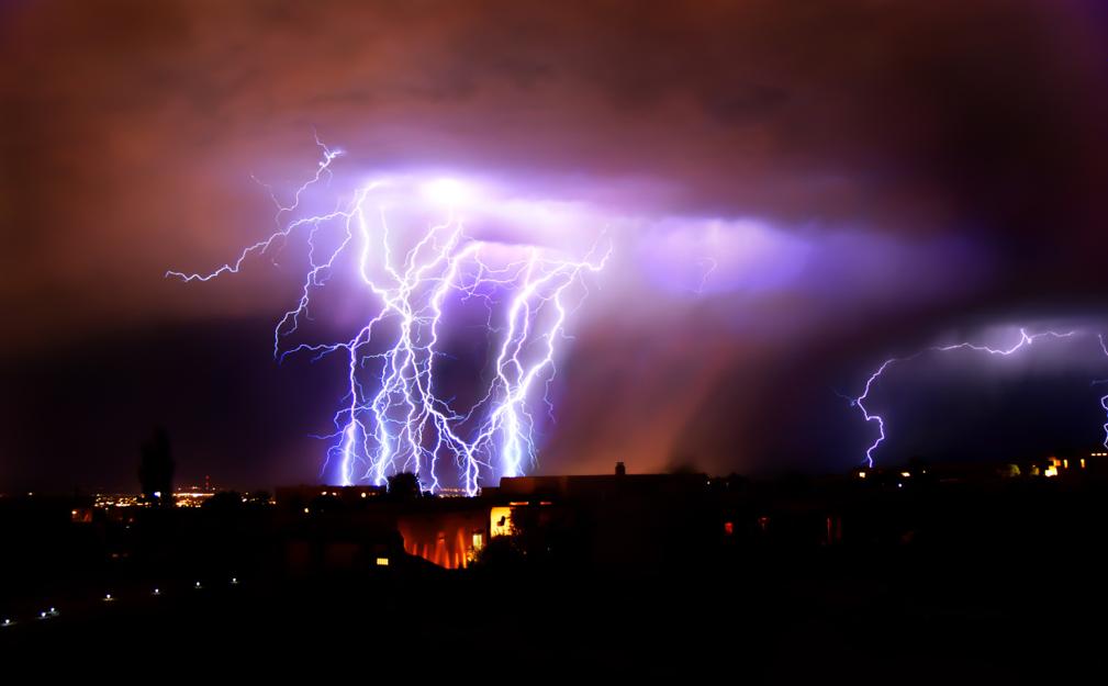 Aprende Geografia: Tormentas Electricas