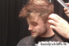 Google+: Daniel Radcliffe prepares for The Cripple of Inishmaan on Broadway