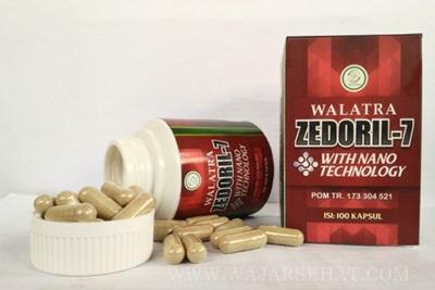 Khasiat dan Manfaat Zedoril 7
