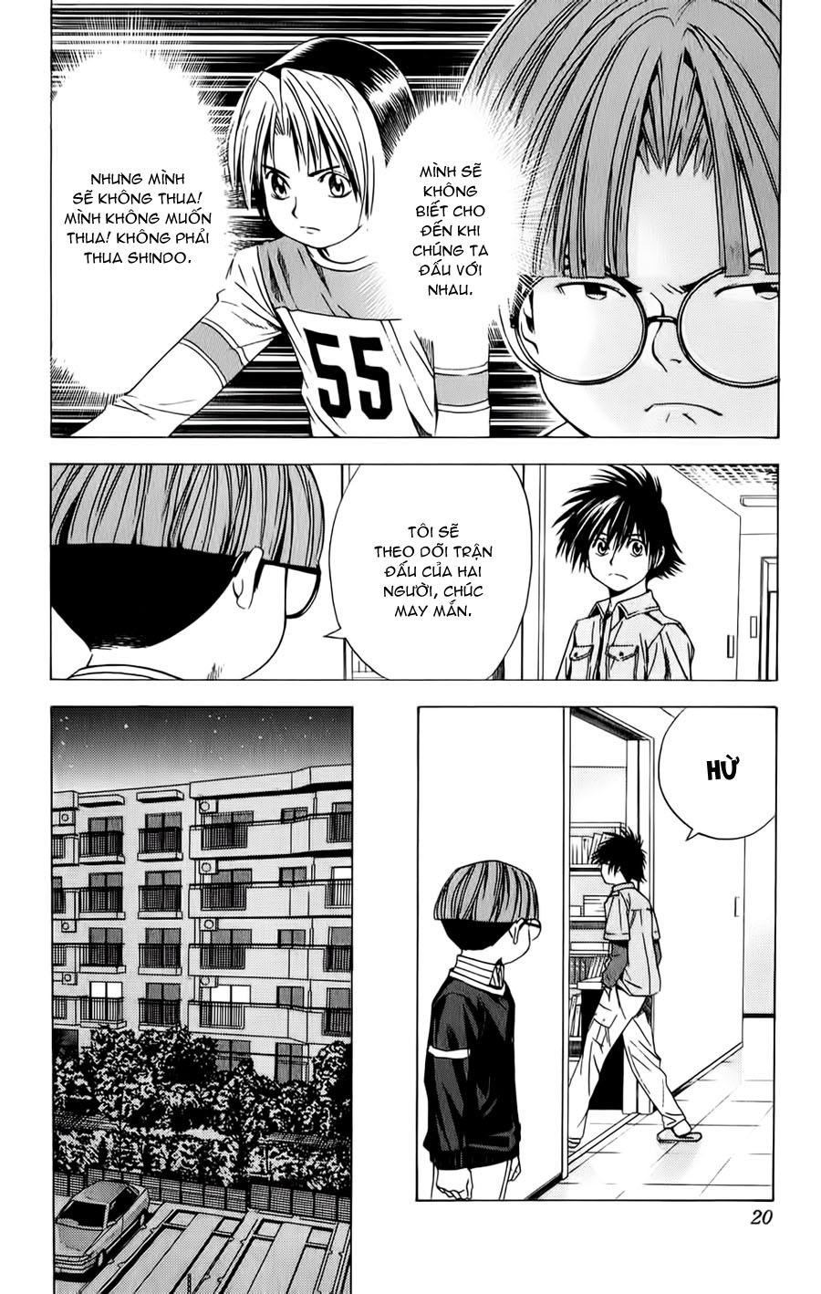 Hikaru No Go hikaru no go chap 88 trang 16