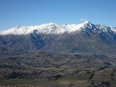 The Remarkables. Nueva Zelanda