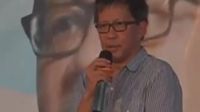 Video Rocky Gerung Sebut Haji Agus Salim 'Kayak Kambing' Ramai Dibahas