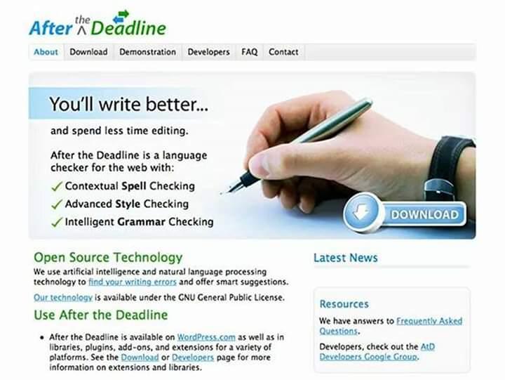 10 Website Terbaik untuk Check Grammar & Spelling Penulisan ~ Wordless Wednesday