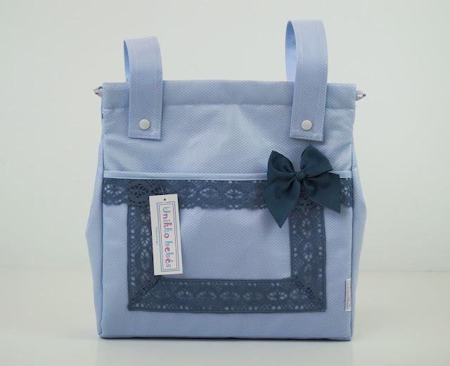 bolso veraniega Bugaboo Camaleon azulon