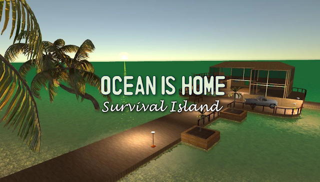 Ocean Is Home: Survival Island Mod Apk