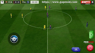 Download FTS Mod PES 2018 by Adhi Putra Apk + Data Obb
