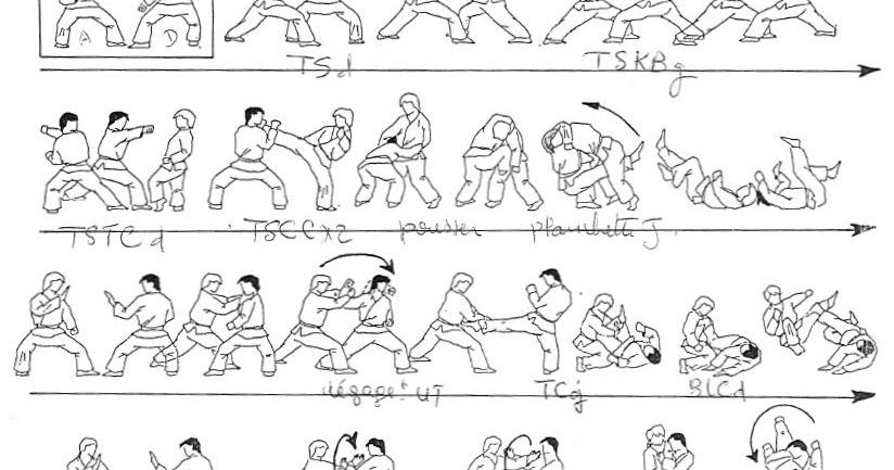 Ecole d 39 arts martiaux chuong quan khi dao de buxerolles for Arts martiaux pdf