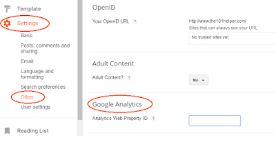 how-to-add-tracking-id-in-blogger-google-analytics