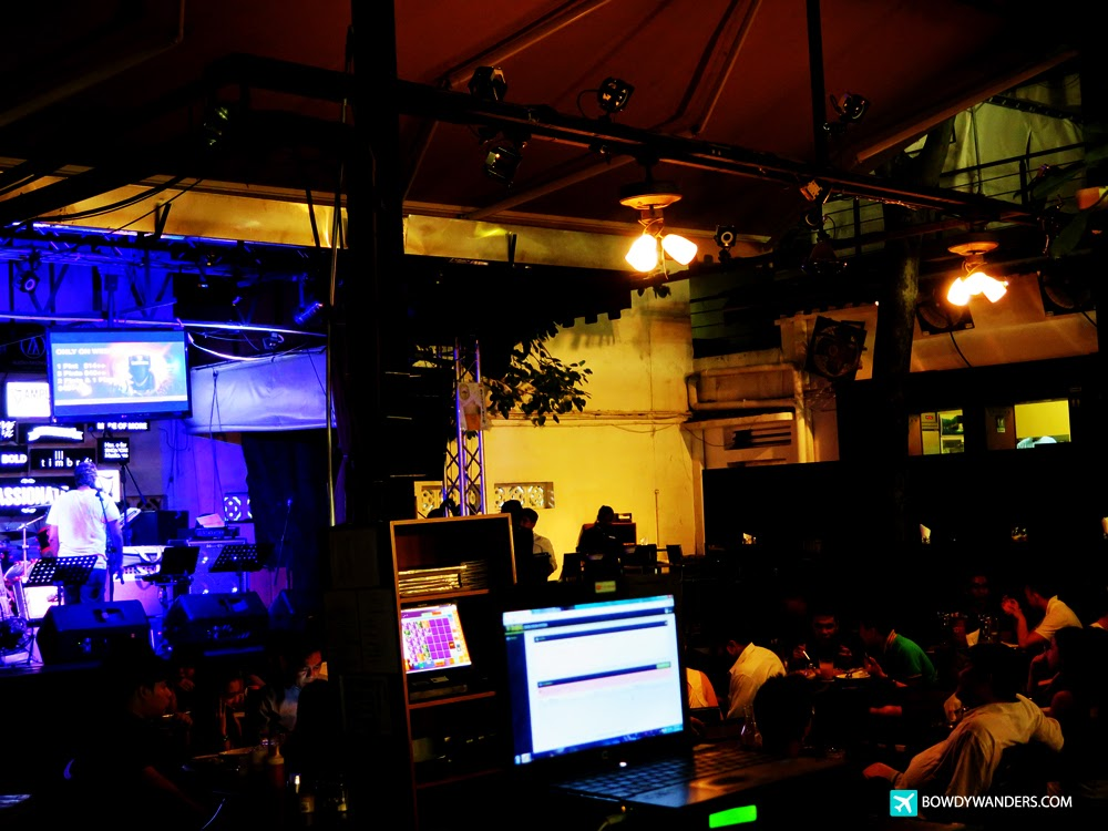 bowdywanders.com Singapore Travel Blog Philippines Photo :: Singapore :: Timbre @ The Substation, Armenian Street