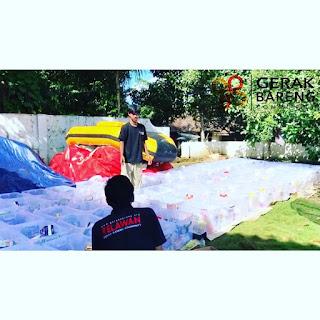 Program Living Support Untuk Penyintas Bencana Tsunami Selat Sunda