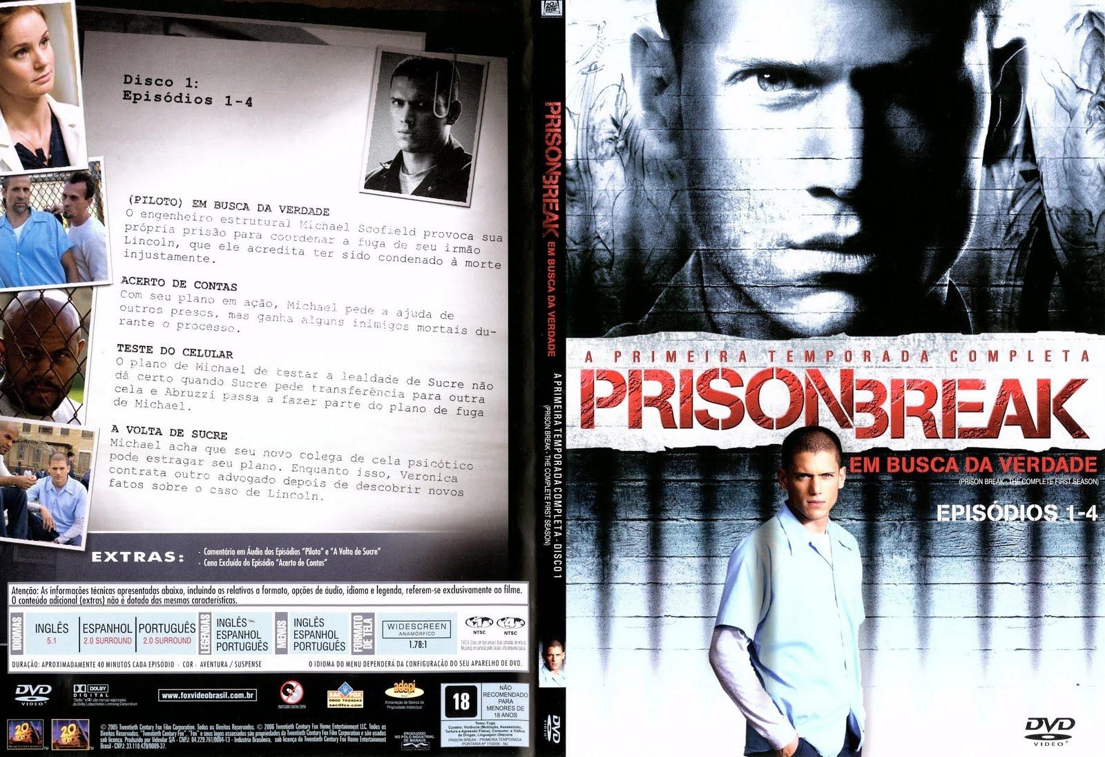 Temporada 3 prison Break online