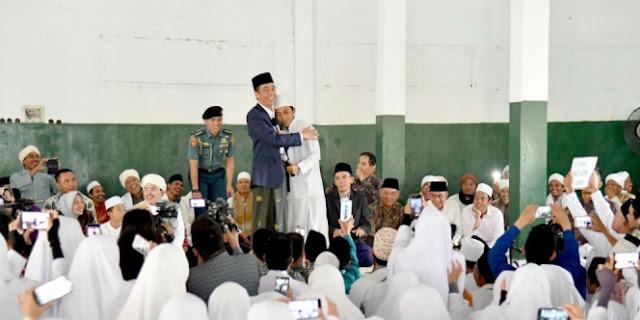 Pertama Kalinya, Peringatan Maulid Nabi di Istana Bogor