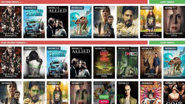 Daftar Situs Untuk Download Film Terbaru 2017 Lengkap dan Gratis