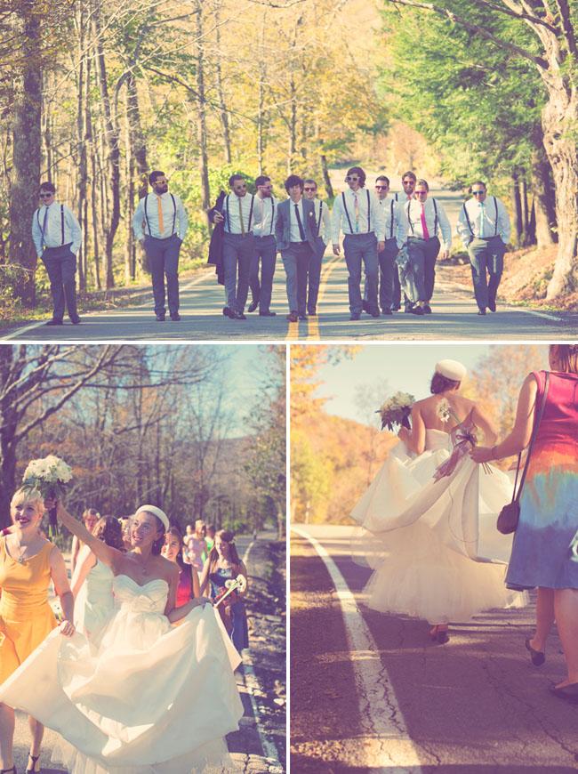 mariage boheme couleurs