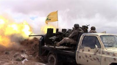"""""""Hezbollah tem dez mil combatentes na Síria prontos para atacar Israel"""", diz um comandante"""