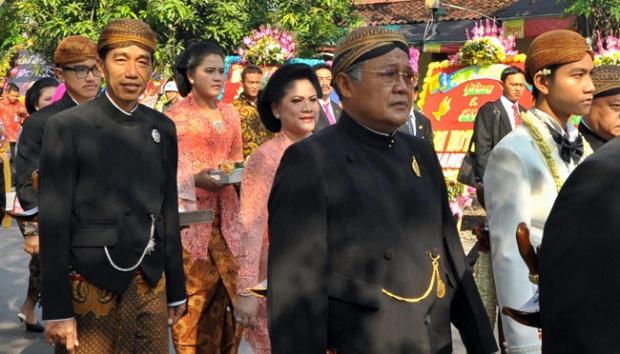 9 Foto Pernikahan Presiden Sedunia, Foto Jokowi Paling Beda