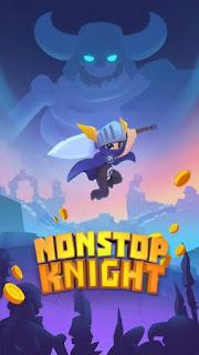 Nonstop Knight Apk Mod v1.7.3 (Mega Mod) Terbaru