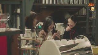Sinopsis Pretty Noona Who Buys Me Food Episode 3 Part 2