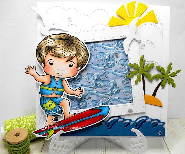 Jenniferd 39 s blog for Surfboard craft for kids