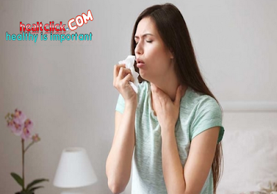 This is the cause of a dry cough in adults and children