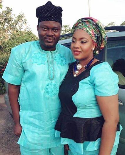 muyiwa ademola wife