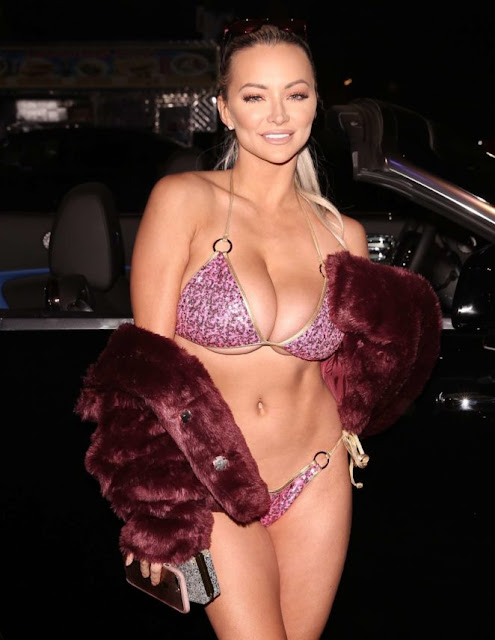 Lindsey Pelas – Treats! Magazine 7th Halloween Party in Los Angeles