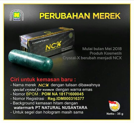 NCX NASA