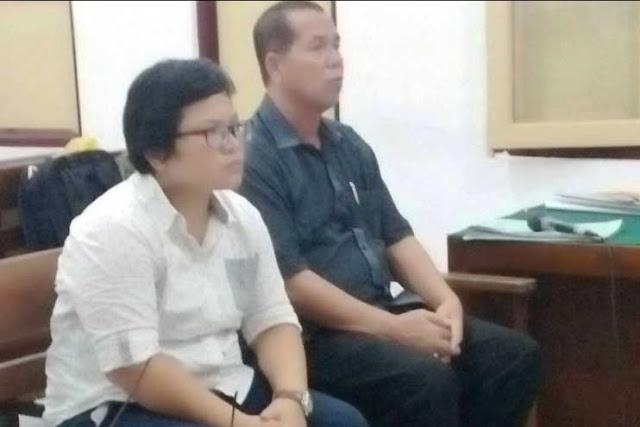 Korupsi Dana Proyek Patung Yesus, Murni dan Sondang Divonis 15 Bulan Penjara