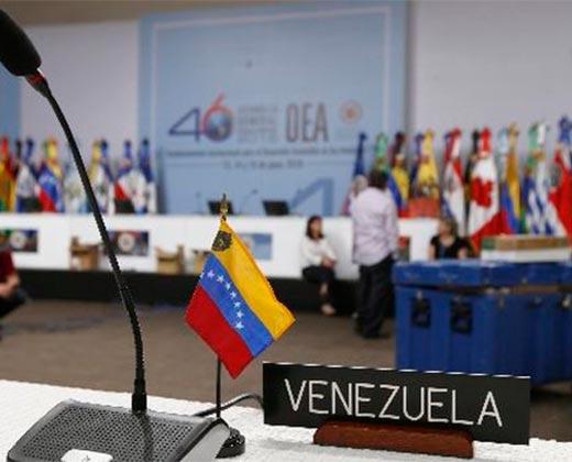¡NICO PONTE PILAS! 14 países de la OEA piden a Maduro el calendario electoral