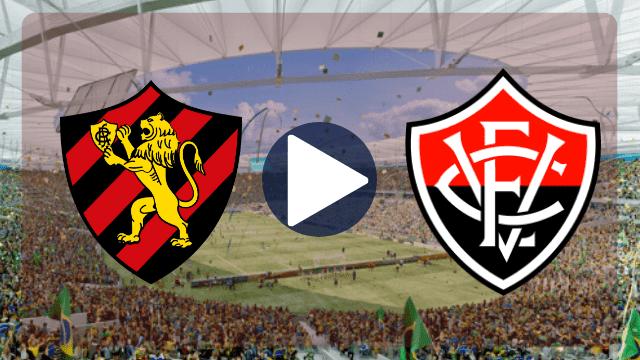 Assistir online SPORT x VITÓRIA ao vivo HD pelo Campeonato Brasileiro 1
