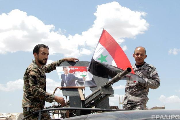 Під час атаки бойовиків ІДІЛ у Сирії загинули дев'ятеро росіян і 26 сирійців