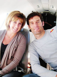 Mark Webber C A C C S Wife Ann Neal
