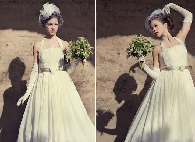 BRIDE CHIC: VINTAGE AND RUSTIC
